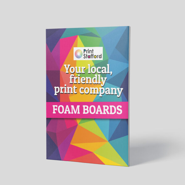 Foamex Boards