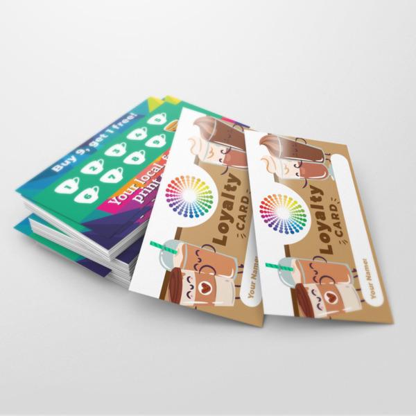 Loyalty Cards printing
