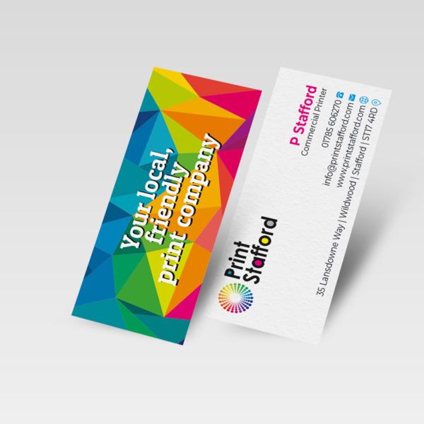 Slim Business Cards
