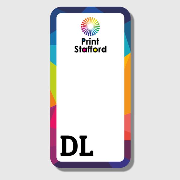 DL Leaflets & Flyers