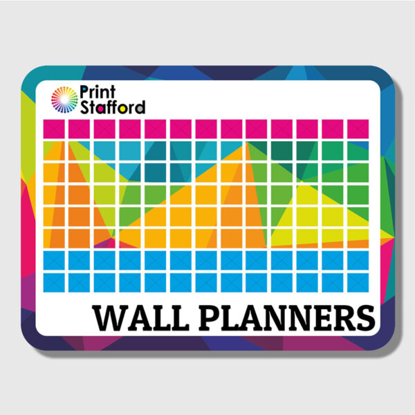 wall planner printing