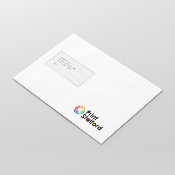 C5 Window Envelopes