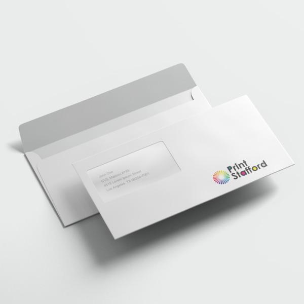 DL Window Envelopes