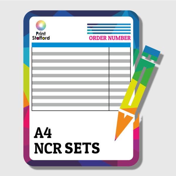 A4 NCR SETS PRINTING