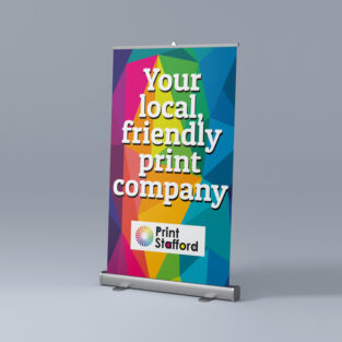 1000mm Roller Banners