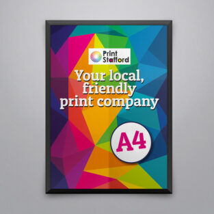 A4 Posters Printed