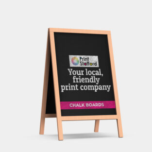 Chalkboards With Design