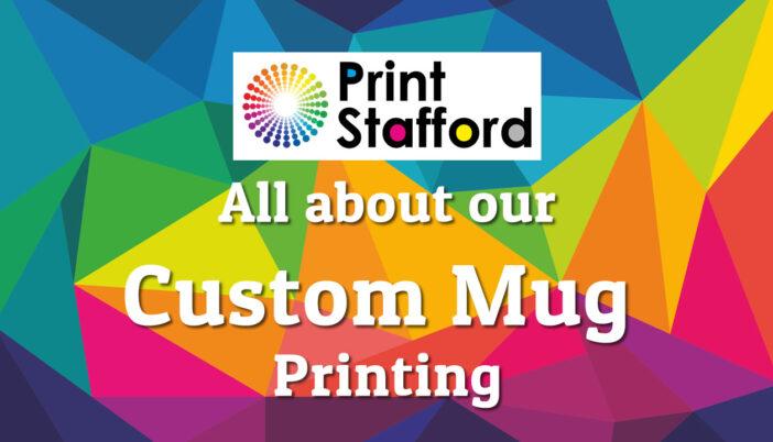 Custom Mugs Printed