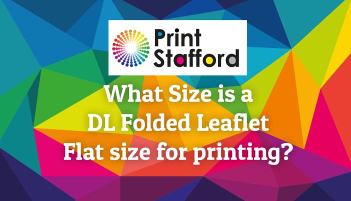 DL Folded Leaflet