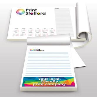 Deskpad and Notepad printing