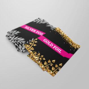 Foil Leaflets