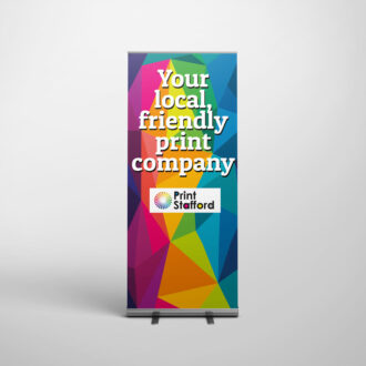 Roller Banner Pull up Banners