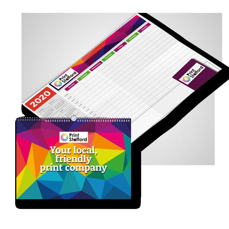 calendars & wallplanner printing