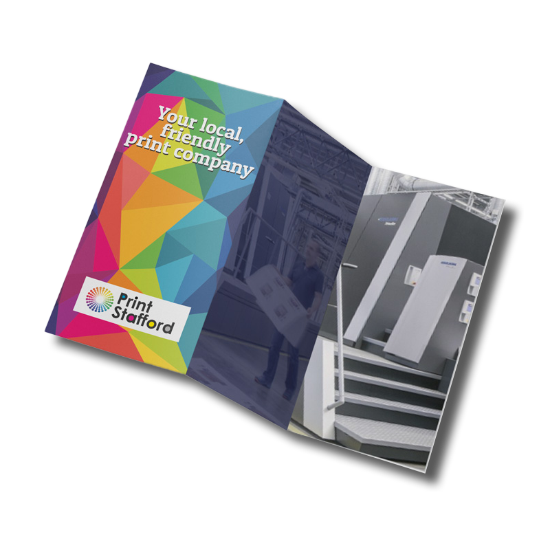 folded leaflets & Flyers